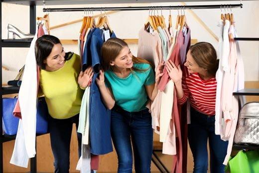 ファッションレンタルサービスの利用は簡単、利用例をご紹介
