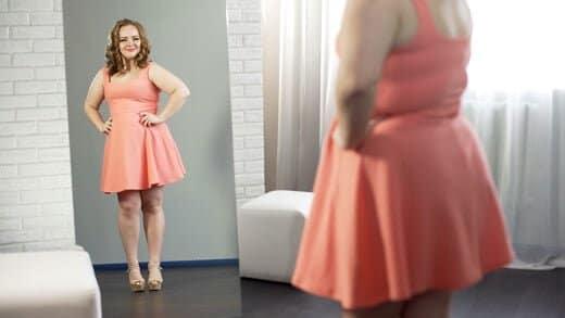 大きいビッグサイズの弱点をメリットを引き立てる洋服レンタルとは