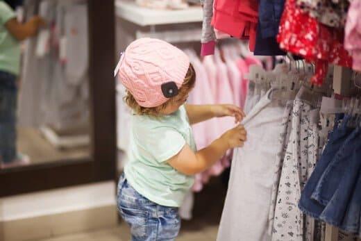 子供服は入学式・七五三・発表会・卒業式など幅広いジャンルでお忙しになる!